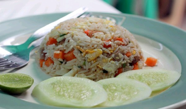 Chatuchak Fried Rice