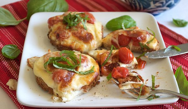 Cheese Bruschetta