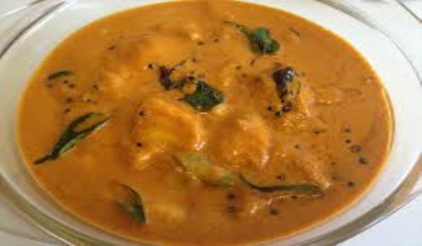 Chembu Curry Recipe