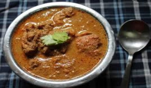 Chemmeen Varutharacha Curry Recipe