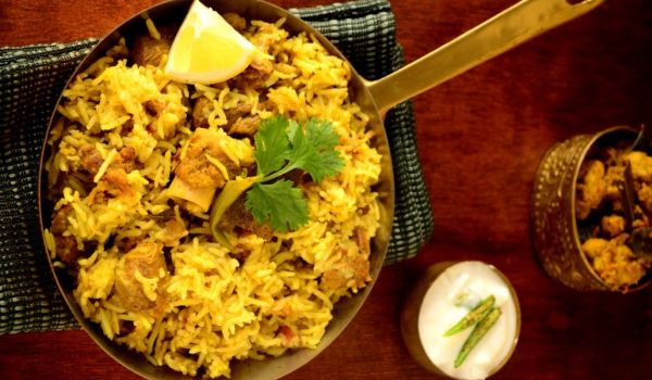 Chettinad Mutton Biryani Recipe