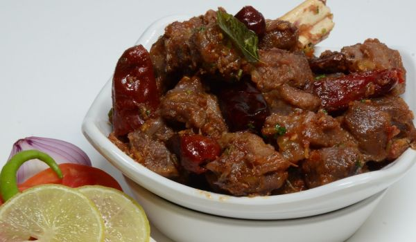 Chettinad Mutton Fry