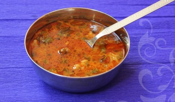 Chettinad Rasam Recipe