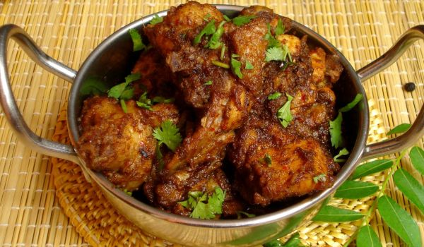 Chicken Chettinad Dry