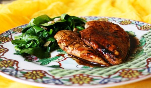 Chicken in Red Wine Recipe