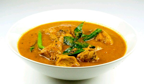 Chicken Kulambu