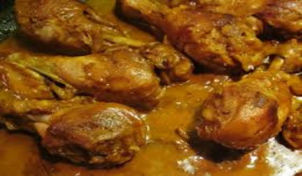 Chicken Leg Curry Recipe