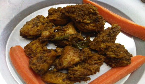Chicken Pepper Fry