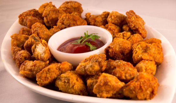 Chicken Popcorn Recipe
