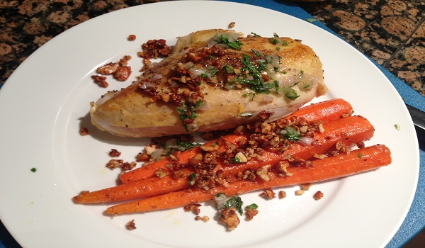 Chicken with Carrots Recipe