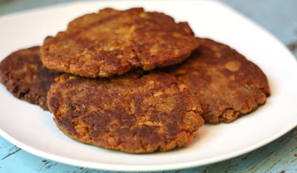 Chickpea Cutlet