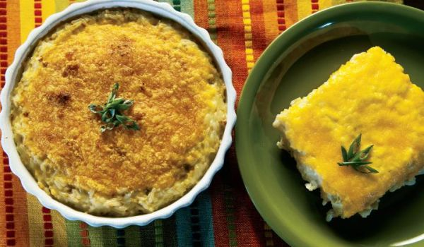 Chile Rice Casserole Recipe