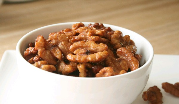 Chinese Fried Walnuts Recipe