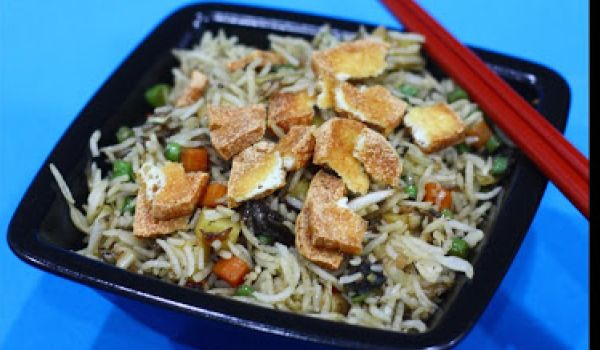 Chinese Olive Fried Rice