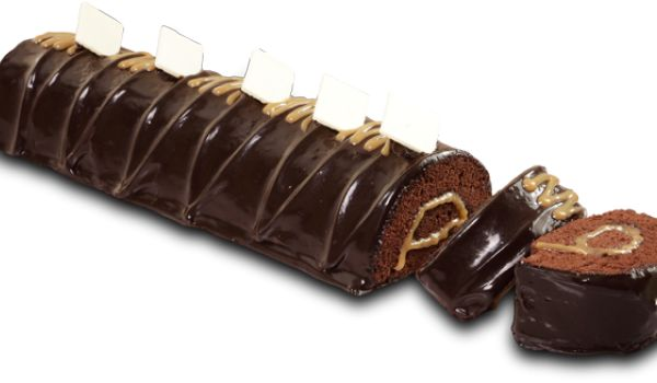 Choco Roll Recipe