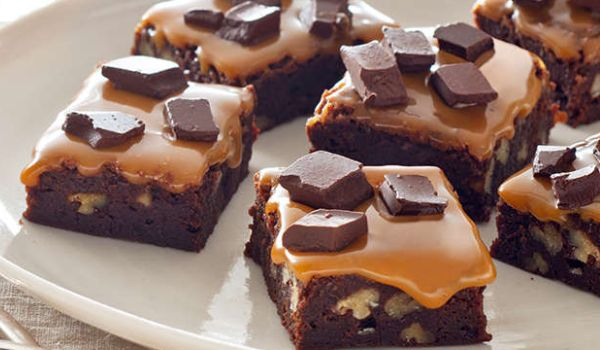 Chocolate Bliss Brownies