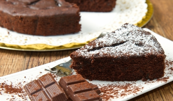 Chocolate Plum Pudding Cake Recipe