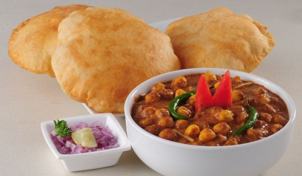 Choley Bhature Recipe