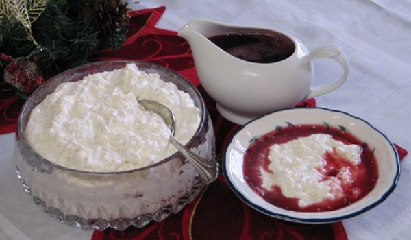 Christmas Rice Porridge