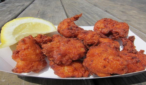 Clam Fritter
