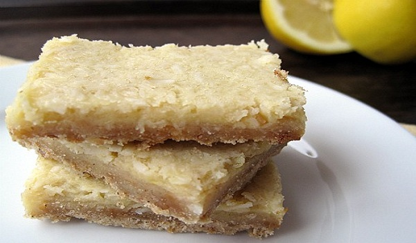 Coconut Bars Recipe
