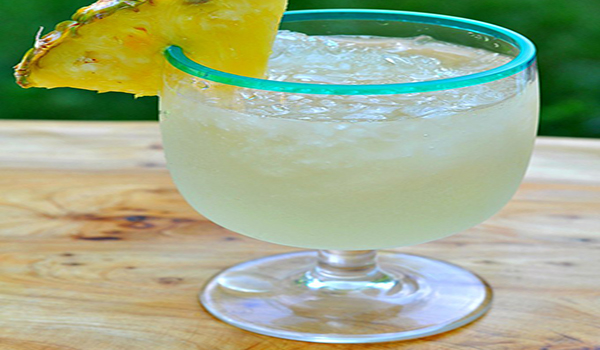 Coconut Soda Cocktail