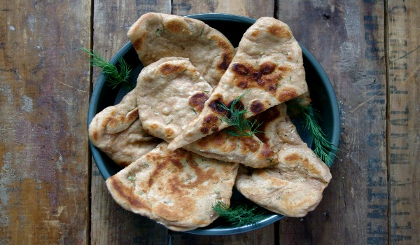 Cooker Naan Recipe