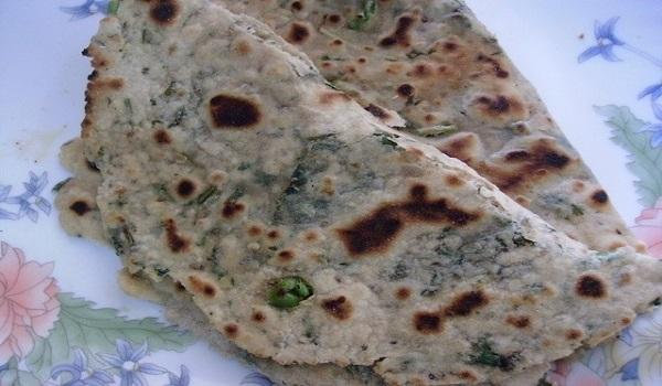 Coriander Roti