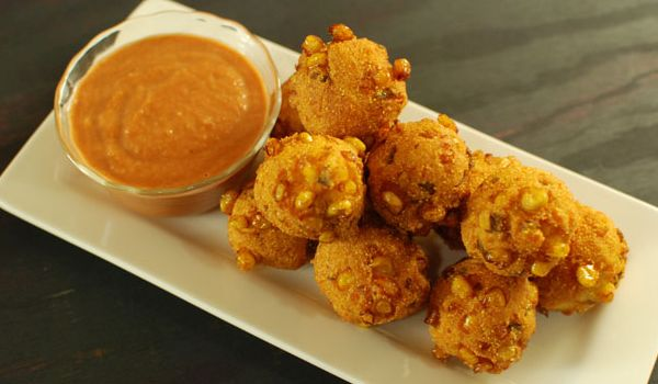 Baby corn appetizers recipe how to make baby corn appetizers corn balls is a very popular recipe learn how to make corn balls by following this easy recipe forumfinder