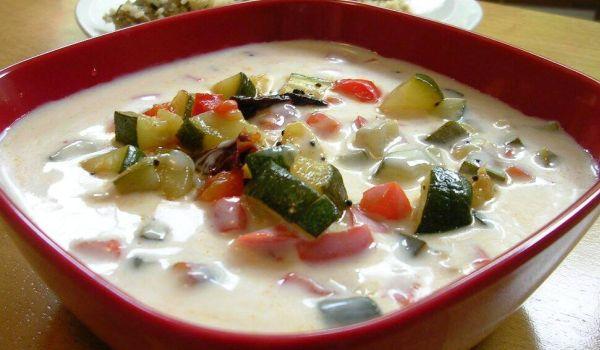 Corn Raita Recipe