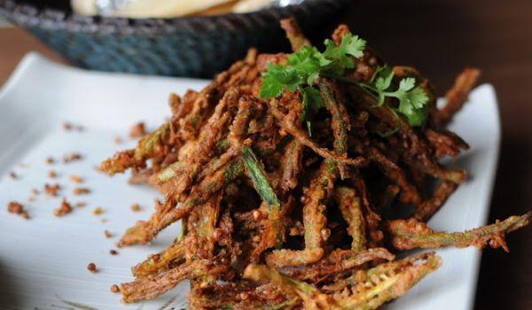Crispy Bhindi