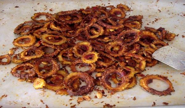 Crispy Karela Fry Recipe