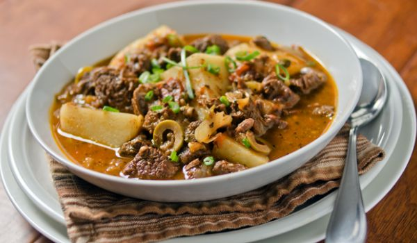 Cuban Beef Stew Recipe