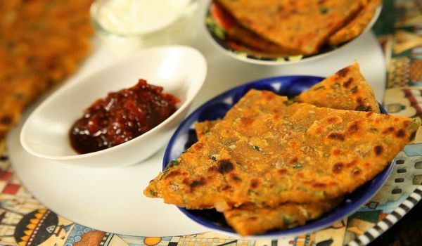 Dal Paratha Recipe
