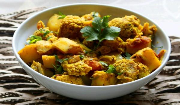 Dry Gobi Sabzi Recipe
