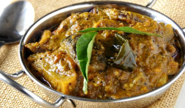 Ennai Kathirikai Curry