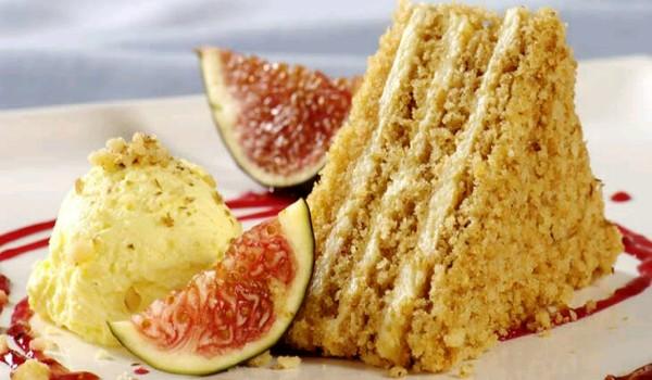 Fig Sly Cake