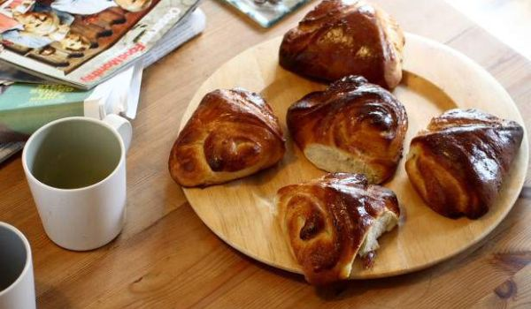 Finnish Pulla Bread Recipe
