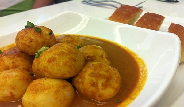 Fish Ball Curry Recipe