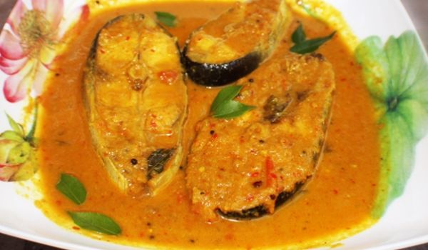 Fish Curry with Coconut Recipe