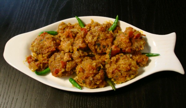 Fish Kofta Recipe