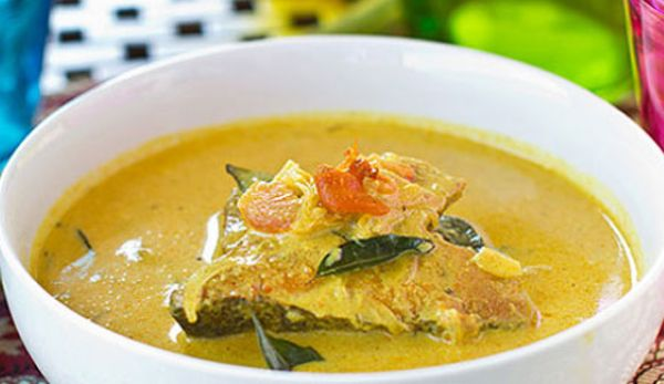 Fish Molee Recipe