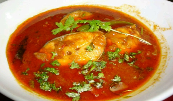 Fish Pulusu Recipe
