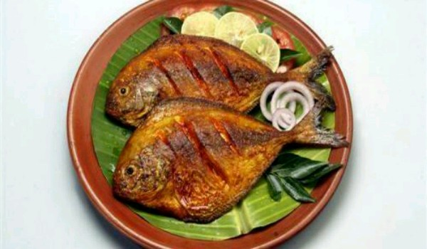 Fish Roast Recipe