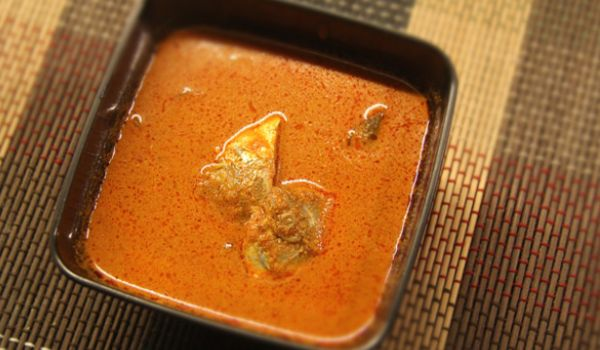 Fish Tamarind Curry