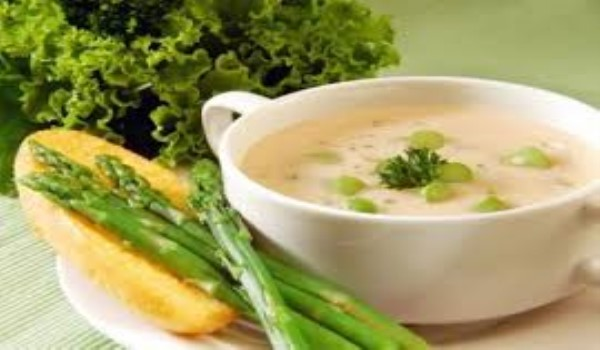 Fresh Asparagus Soup Recipe - How To Make Fresh Asparagus ...