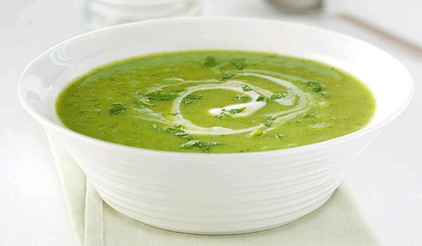 Fresh Pea And Mint Soup Recipe
