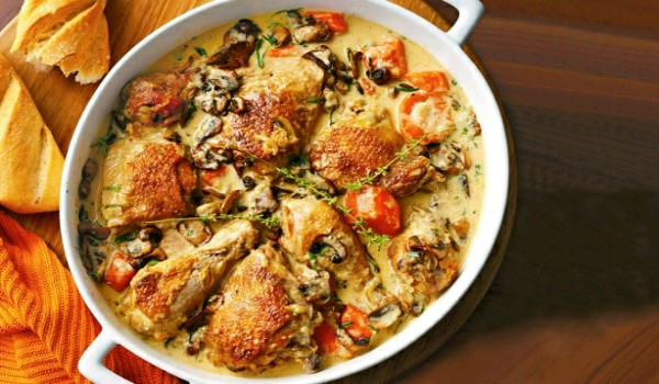 Fricassee Recipe