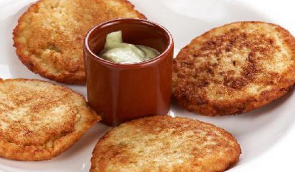 Fried Idli Patties