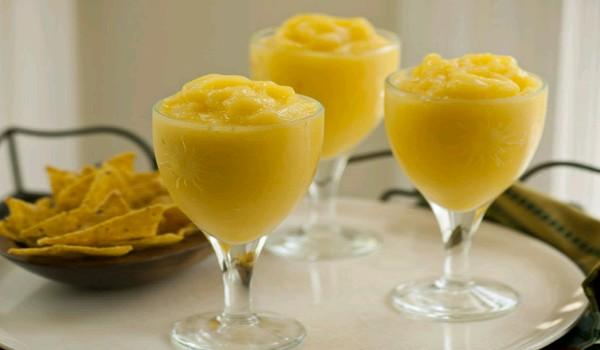 Frozen Mango Margarita